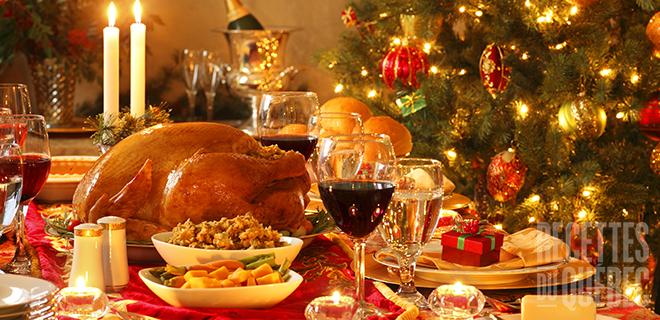 Expat' : Table de Noël